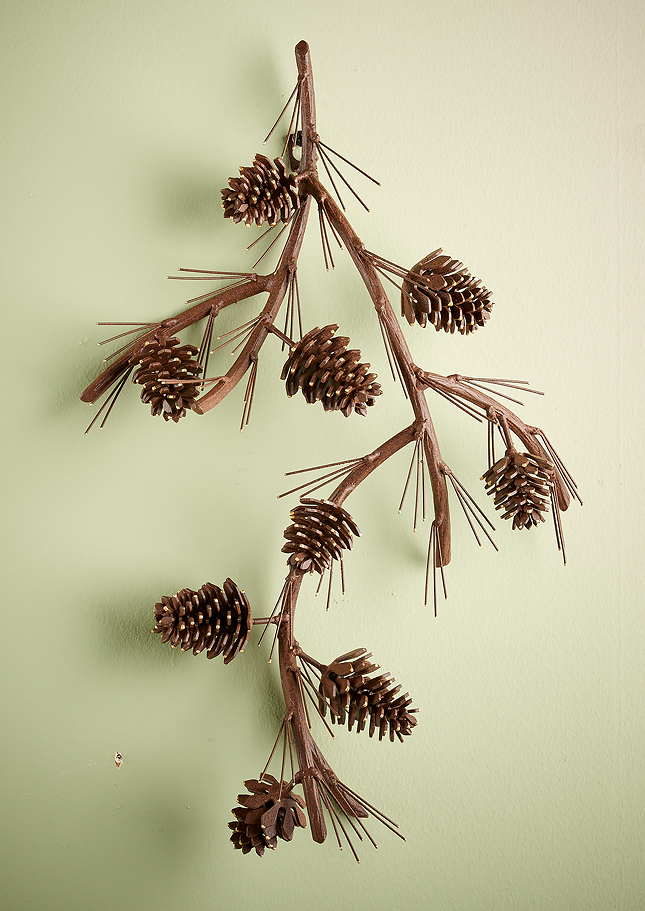 Pine Branch Wall Art | Wild Wings